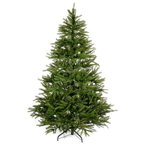 Albero di Natale 210 cm verde Aosta 1