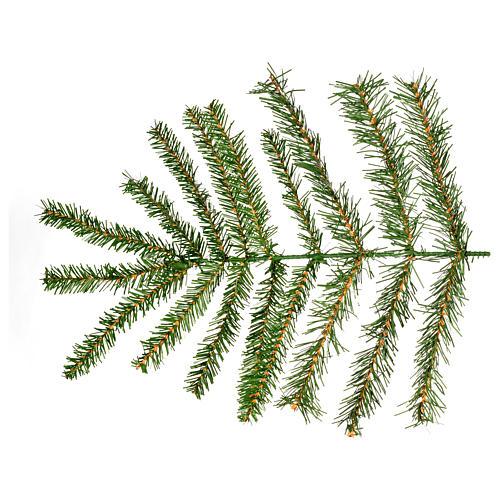 Albero di Natale 210 cm verde Aosta 4