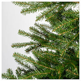 Albero di Natale 230 cm verde Aosta s3