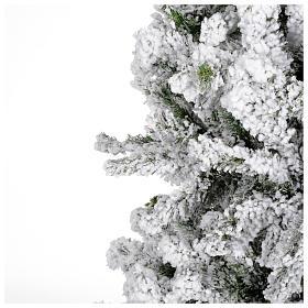 Albero di Natale innevato 180 cm Danzica s3