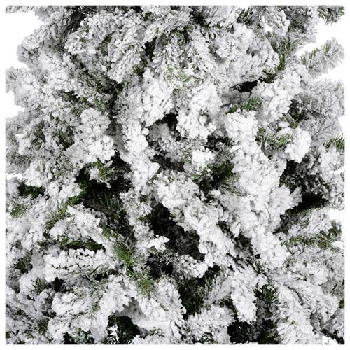 Albero di Natale innevato 180 cm Danzica 2