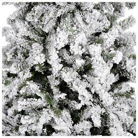 Albero di Natale 230 cm innevato Danzica s2