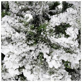 Albero di Natale 230 cm innevato Danzica s4