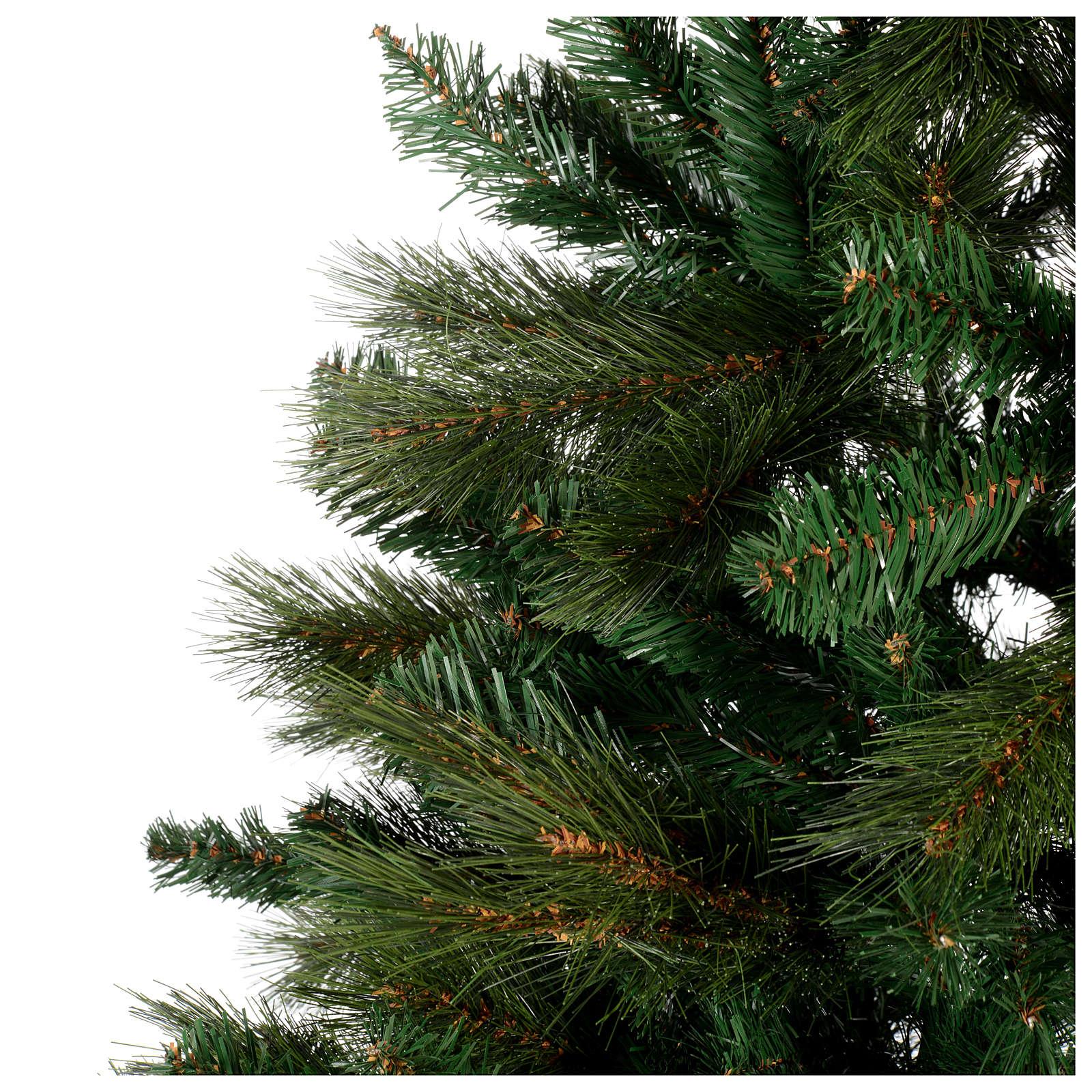 Albero di Natale 180 cm verde Saint Vicent 3