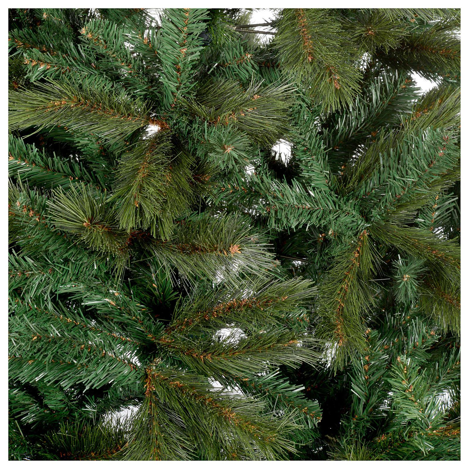 Sapin de Noël 210 cm couleur vert Saint Vincent 3