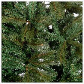 Sapin de Noël 210 cm couleur vert Saint Vincent s2