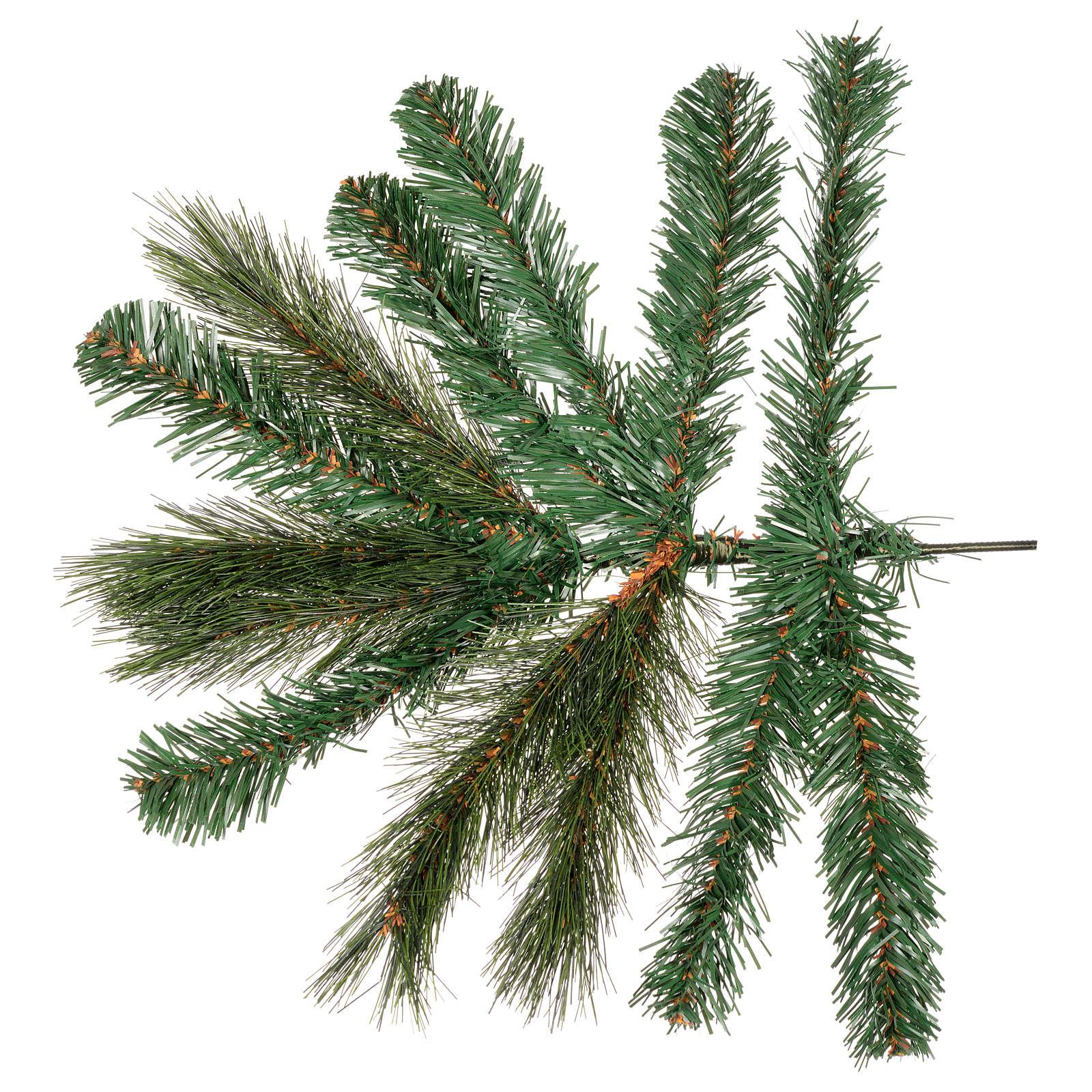 Albero di Natale 210 cm verde Saint Vicent 3