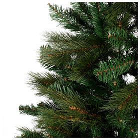 Albero di Natale 210 cm verde Saint Vicent s3