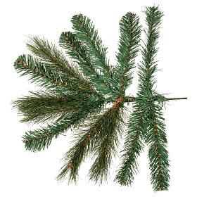 Albero di Natale 210 cm verde Saint Vicent s4