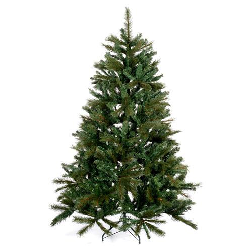 Albero di Natale 210 cm verde Saint Vicent 1