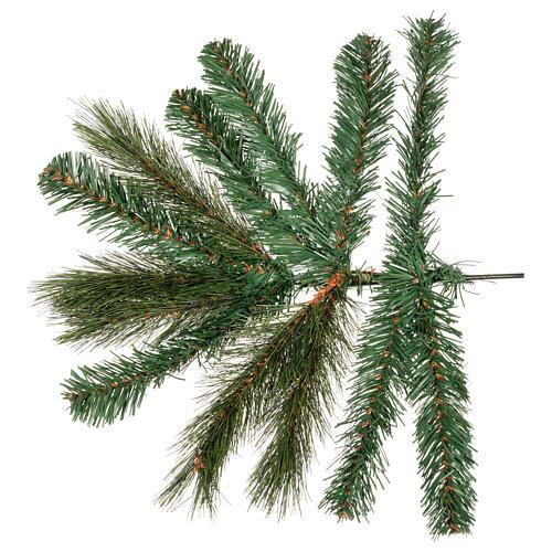 Albero di Natale 210 cm verde Saint Vicent 4