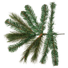 Albero di Natale 230 cm verde Saint Vicent s4