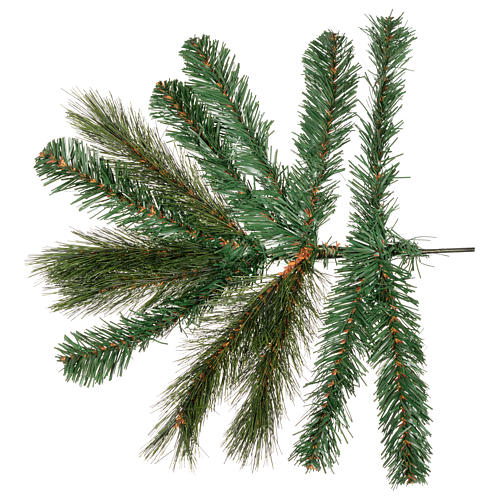 Albero di Natale 230 cm verde Saint Vicent 4