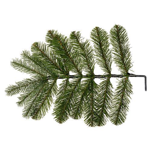 Árbol de Navidad 180 cm verde Poly Bayberry feel real 6