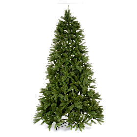 Albero di Natale 180 cm verde Poly Bayberry feel real s1