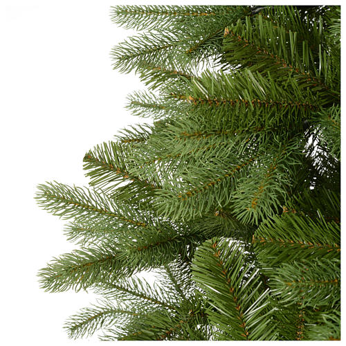 Albero di Natale 180 cm verde Poly Bayberry feel real 4