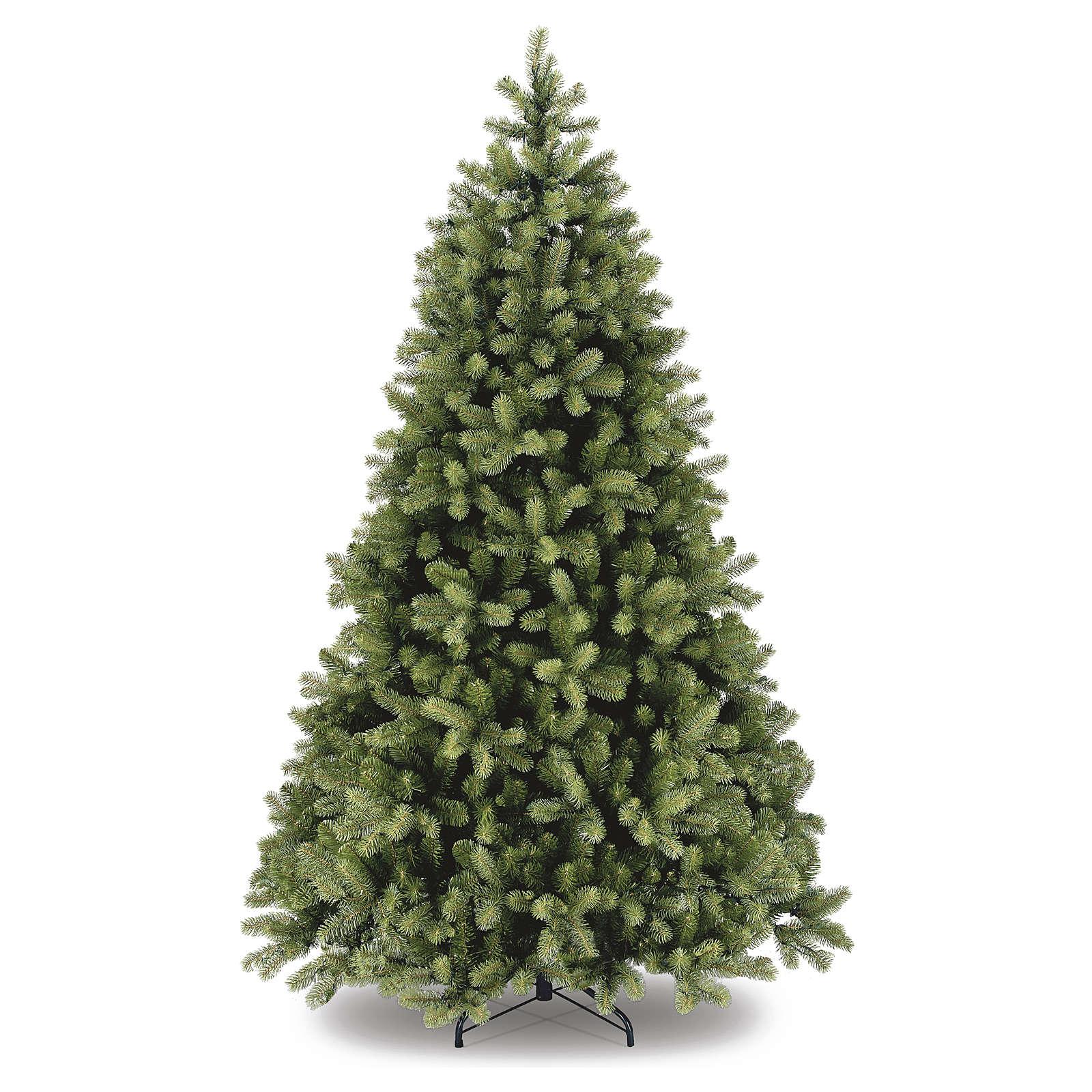 Árbol de Navidad 210 cm verde Poly Bayberry feel real 3