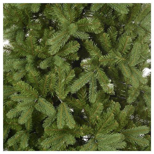 Árbol de Navidad 210 cm verde Poly Bayberry feel real 4