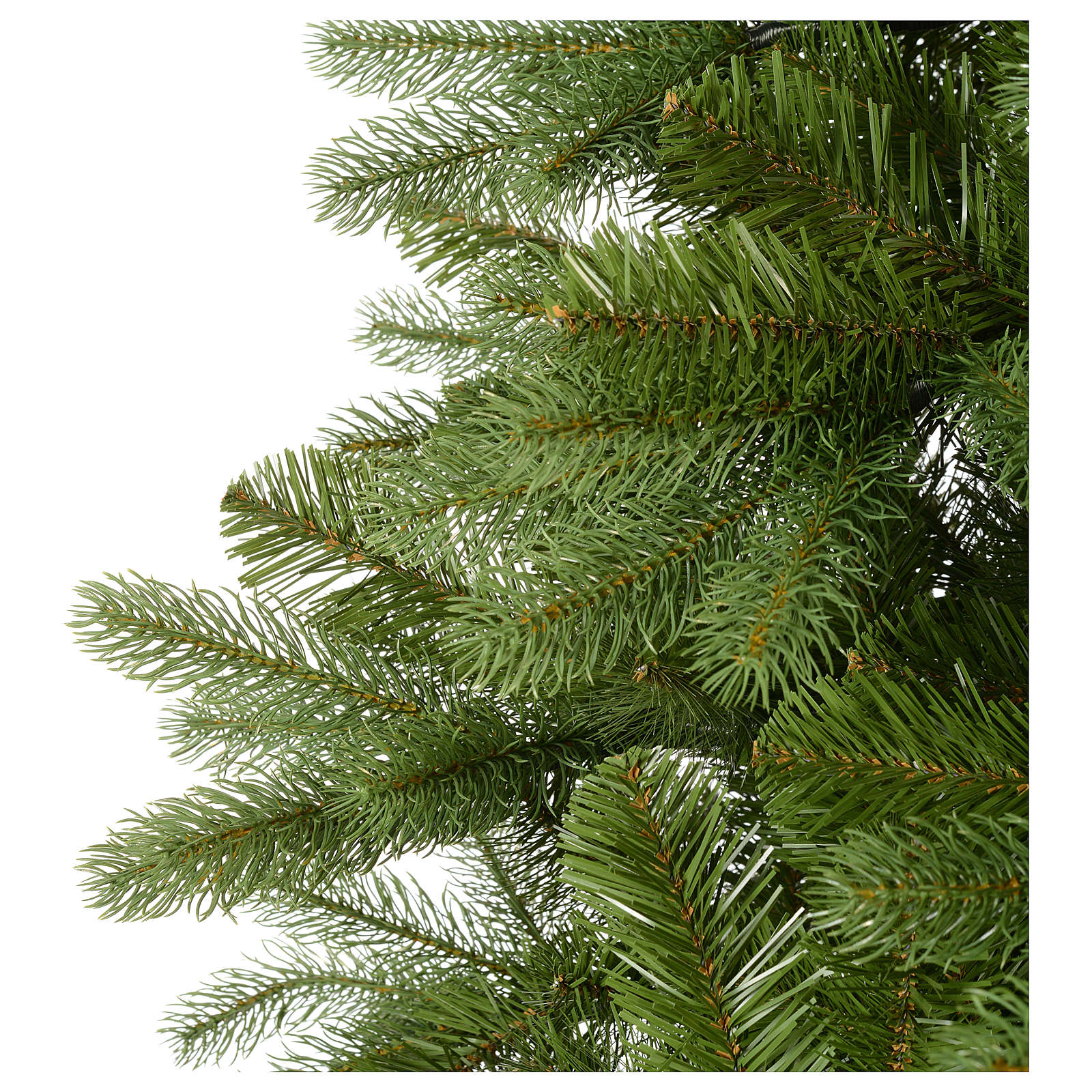 Sapin de Noël 210 cm vert Poly Bayberry feel-real 3