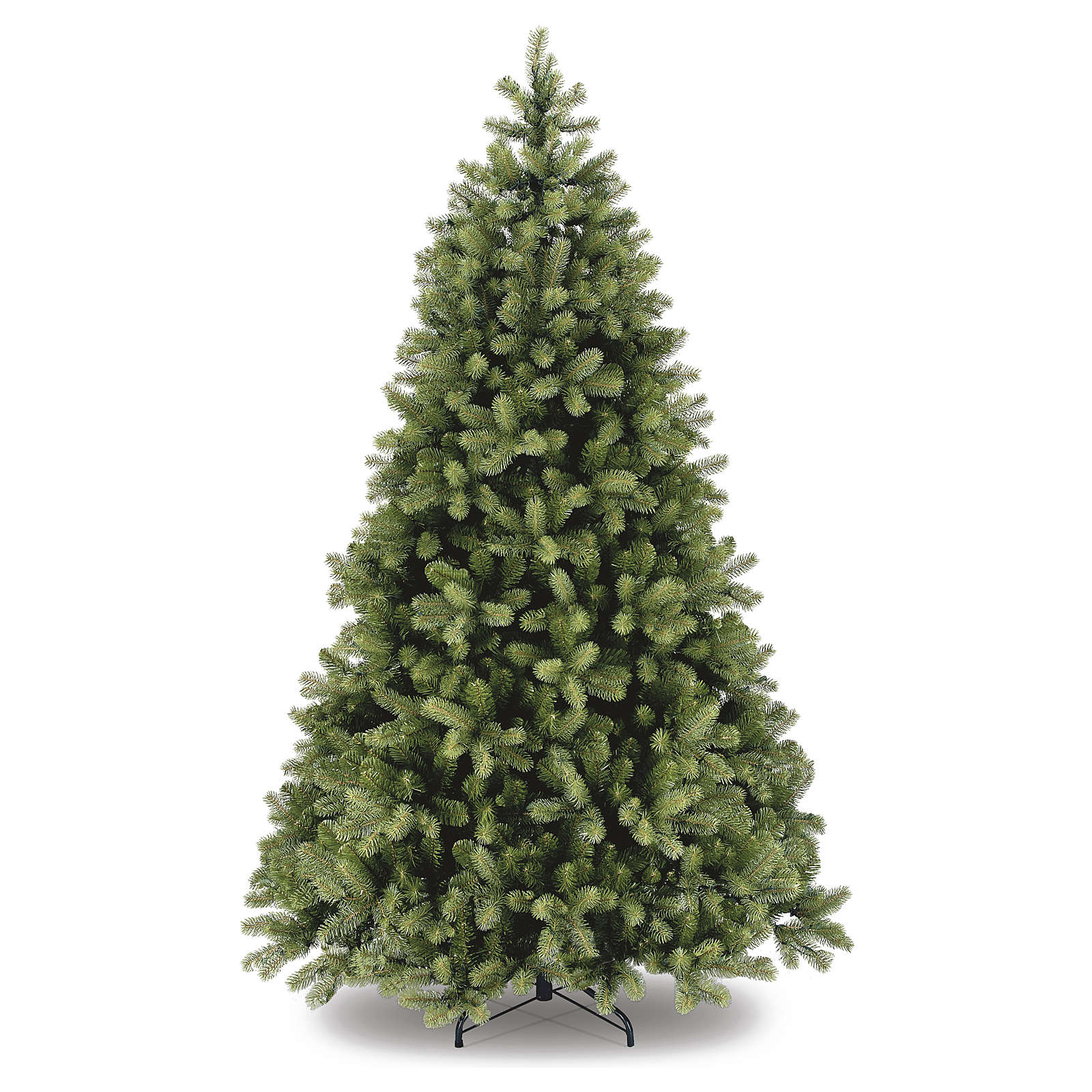 Albero di Natale 210 cm verde Poly Bayberry feel real 3