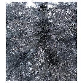 Albero di Natale 270 cm Vintage Silver 500 luci led uso interno esterno s2