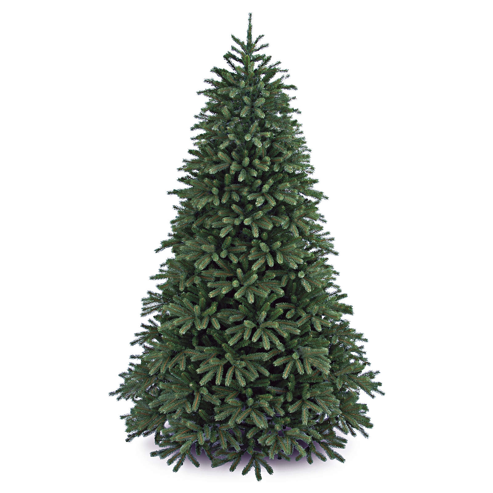 Árbol de Navidad 195 cm Poly Jersey Fraser Fir verde 3