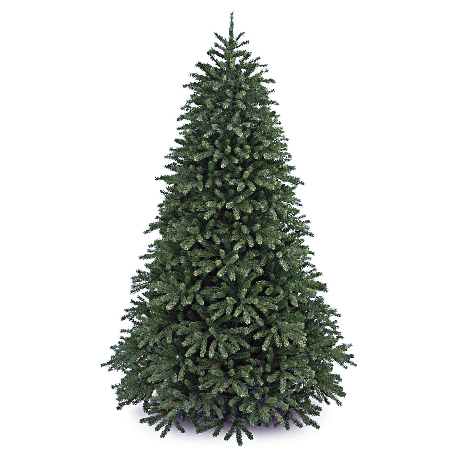 Albero di Natale 195 cm Poly Jersey Fraser Fir verde 3