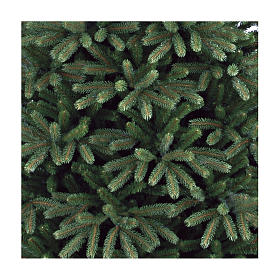 Albero di Natale 225 cm verde Poly Jersey Fraser Fir s2