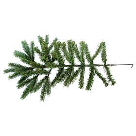 Albero di Natale 225 cm verde Poly Jersey Fraser Fir s4