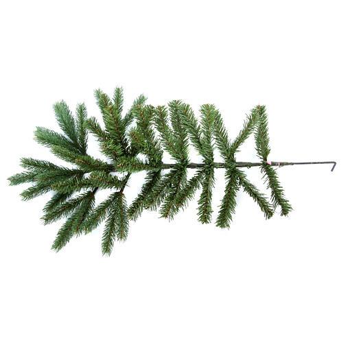 Albero di Natale 225 cm verde Poly Jersey Fraser Fir 4