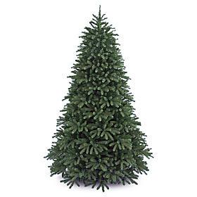 Árvores de Natal: Árvore Natal 225 cm verde Poly Jersey Fraser Fir