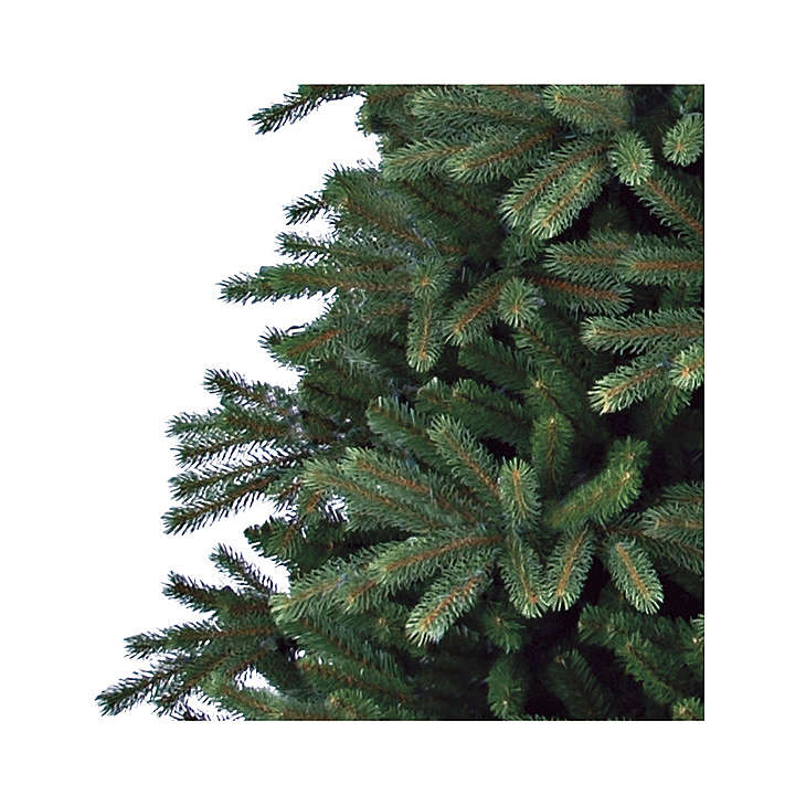 Fraser Fir Christmas Trees.225 Cm Green Christmas Tree Poly Jersey Fraser Fir