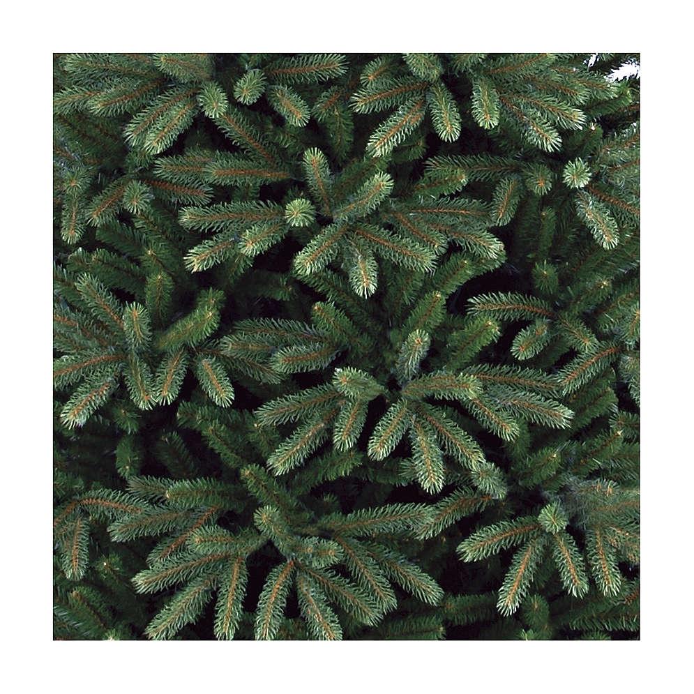 Árbol de Navidad 240 cm Poly verde mod. Jersey Fraser Fir 3