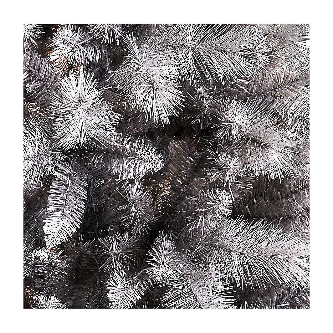 Árbol de Navidad Silver Diamond 210 cm 3