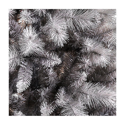 Árbol de Navidad Silver Diamond 210 cm 2