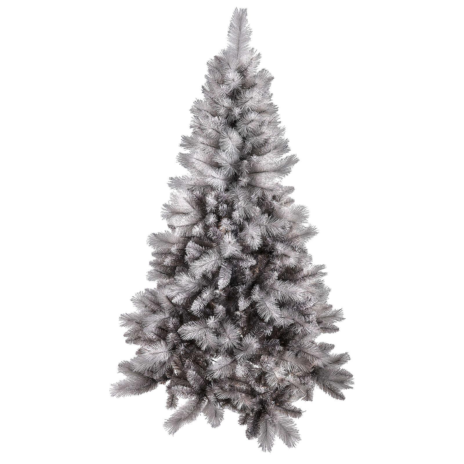 Albero di Natale Silver Diamond 210 cm 3