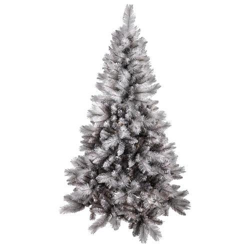 Albero di Natale Silver Diamond 210 cm 1