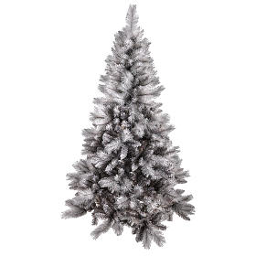 Christmas Tree Silver Diamond 210 cm s1