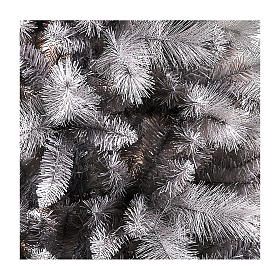 Christmas Tree Silver Diamond 210 cm s2