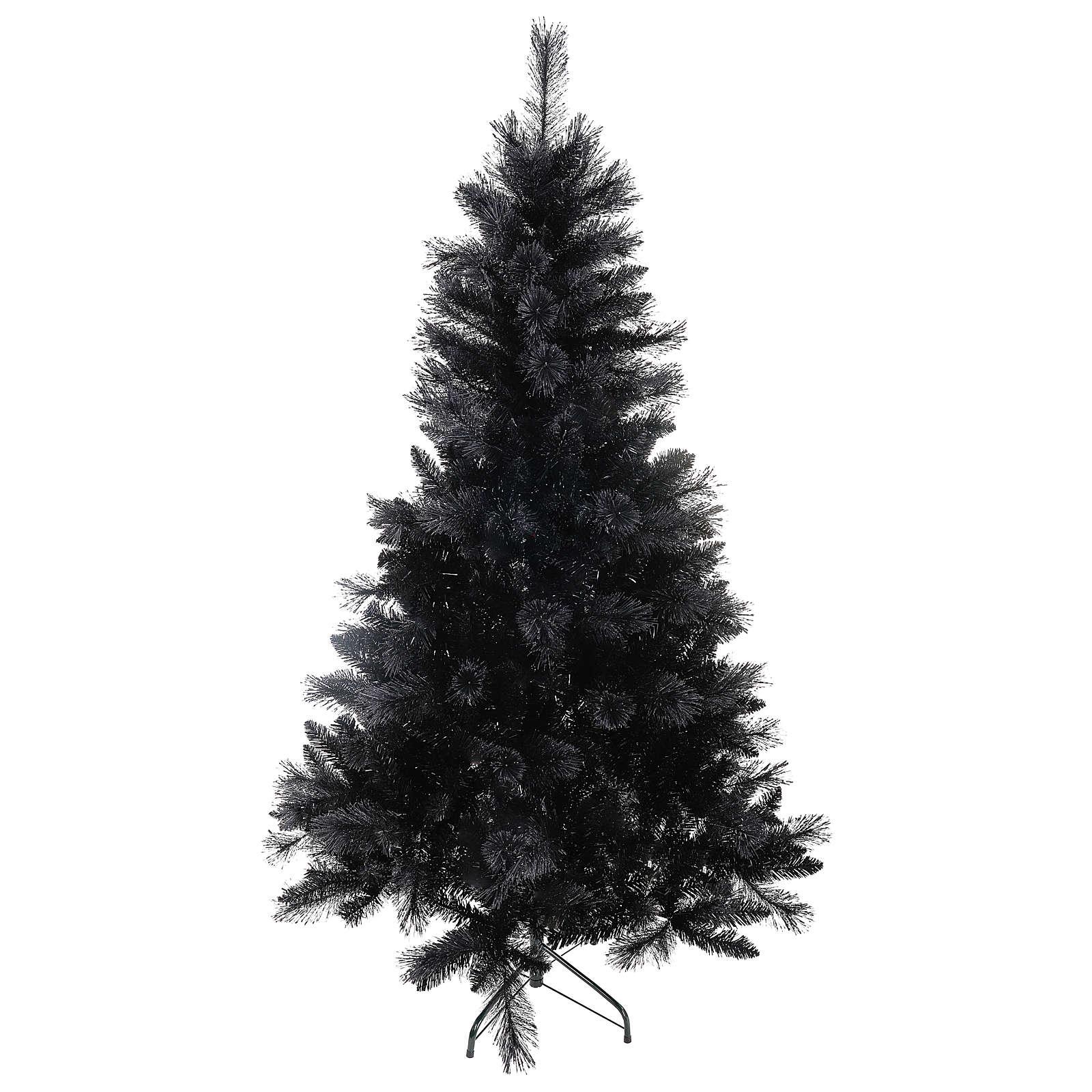 Sapin de Noël Black Stone 210 cm 3