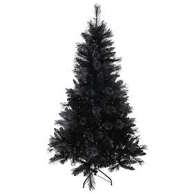 Sapin de Noël Black Stone 210 cm s1