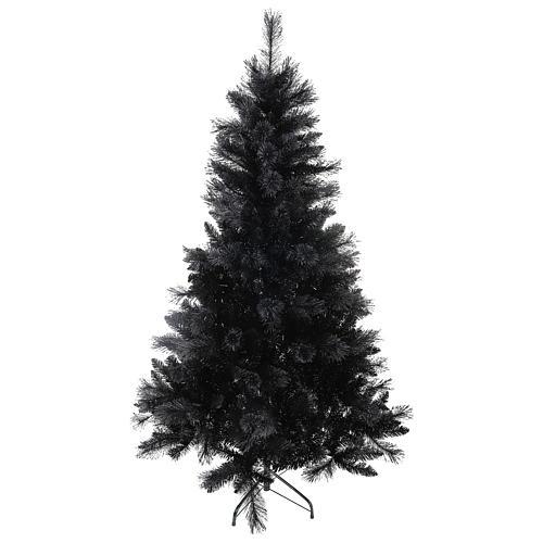 Sapin de Noël Black Stone 210 cm 1