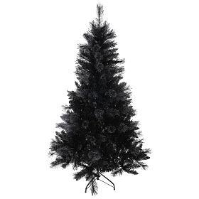 Christmas tree Black Stone 210 cm s1