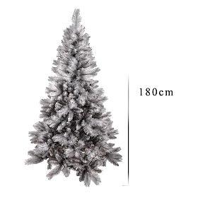 Árbol de Navidad 180 cm Silver Diamond s3