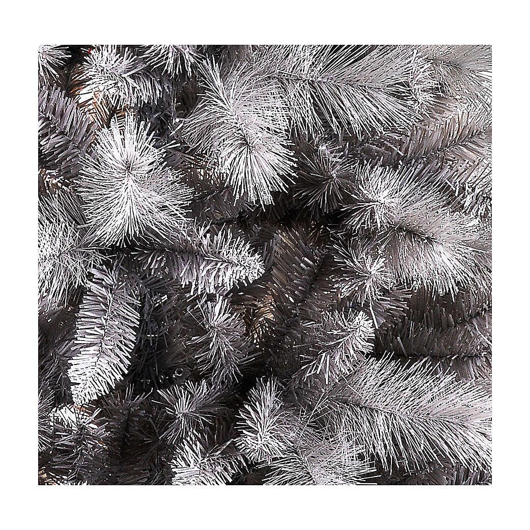 Christmas Tree 180 cm Silver Diamond 3