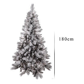 Christmas Tree 180 cm Silver Diamond s3
