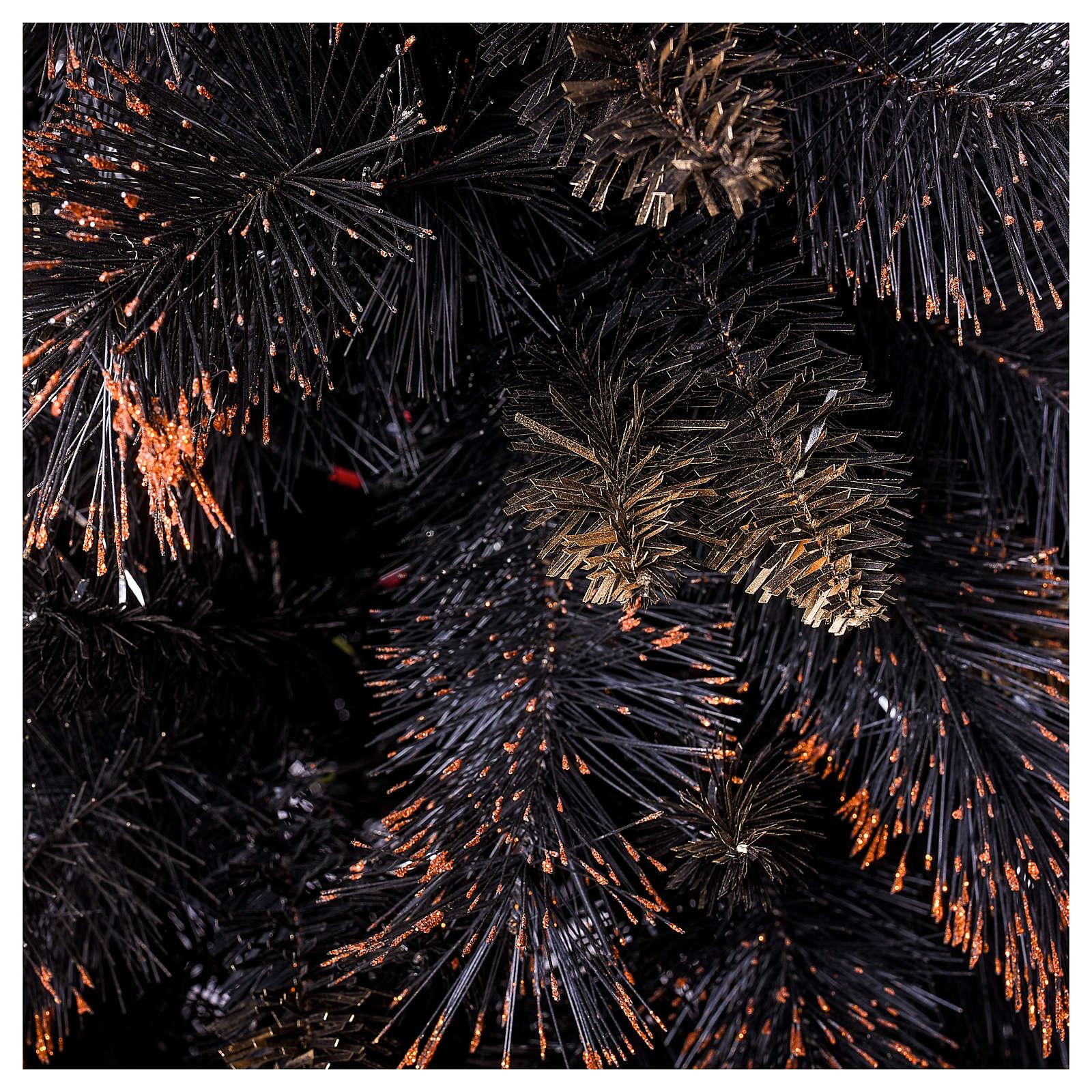 Árbol de Navidad Quartz Gris 180 cm 3