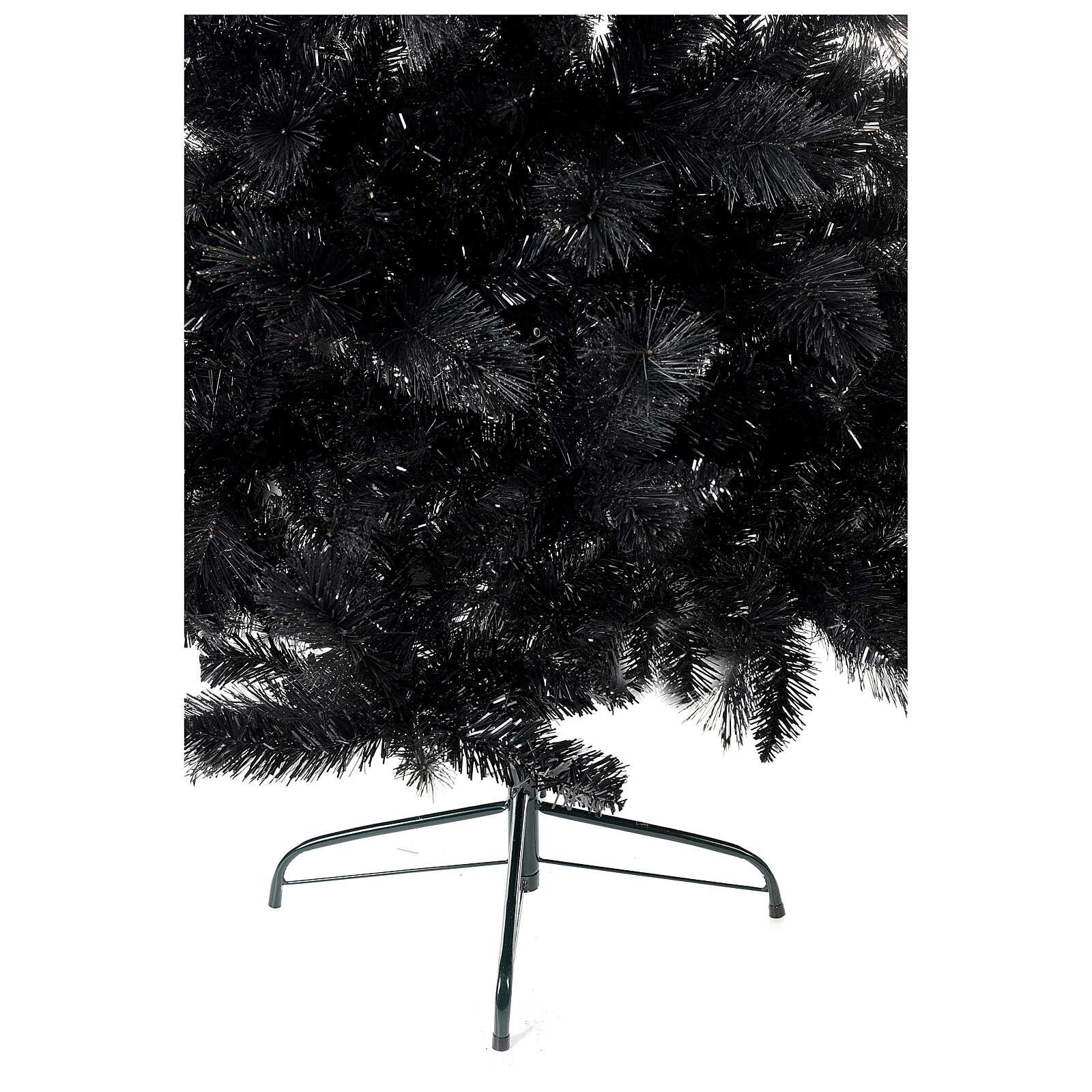 Albero di Natale Quartz Fumè 180 cm 3
