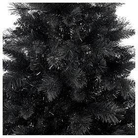 Albero di Natale Quartz Fumè 180 cm s2