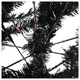 Albero di Natale Quartz Fumè 180 cm s4